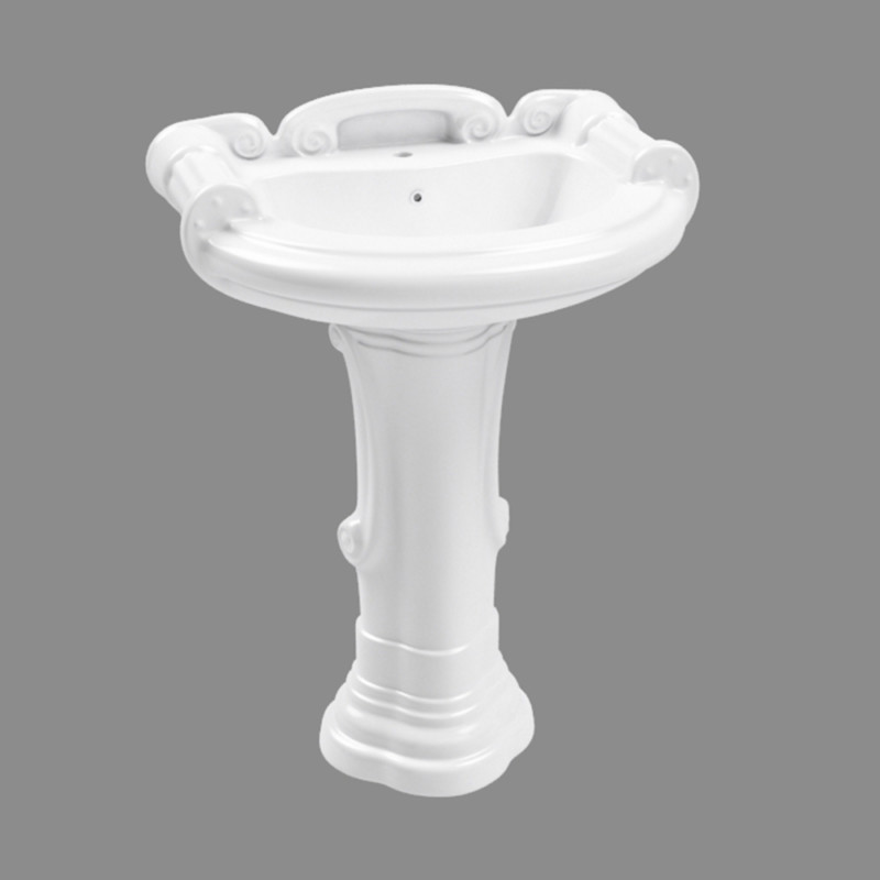 Facucet Sanitary 3D Product Design