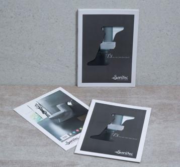 Senitec Brochure Design