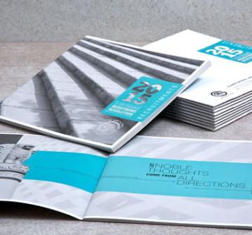 Gnlu Brochure Design