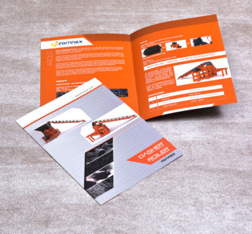 Fornex Brochure Design
